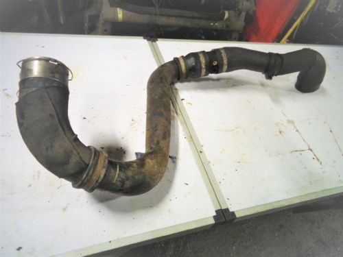 CORSA D VXR Z16LER TOPHAT TO INTERCOOLER BOOST HOSE